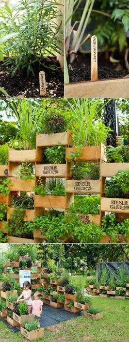 The Most Unique Vertical Garden Ideas